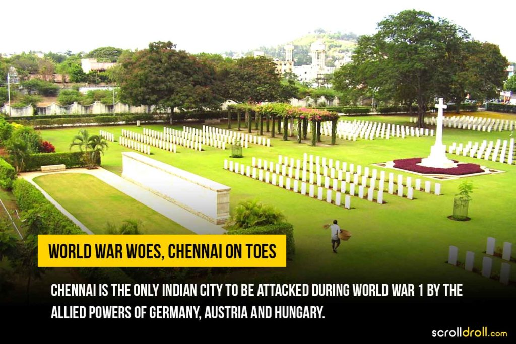 World War Woes