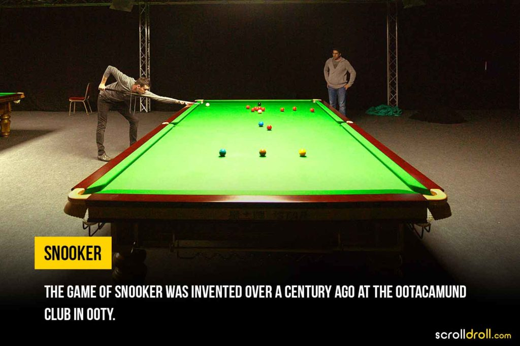 Inventor of Snooker