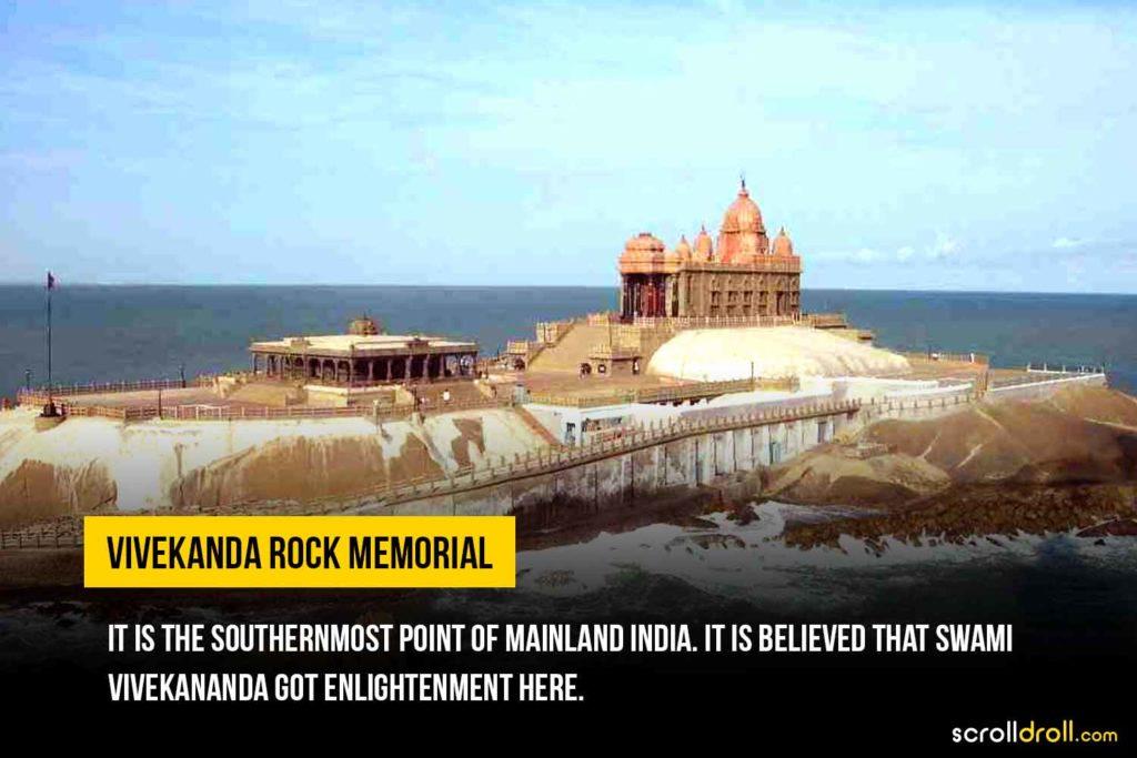 Vivekanda Rock Memorial