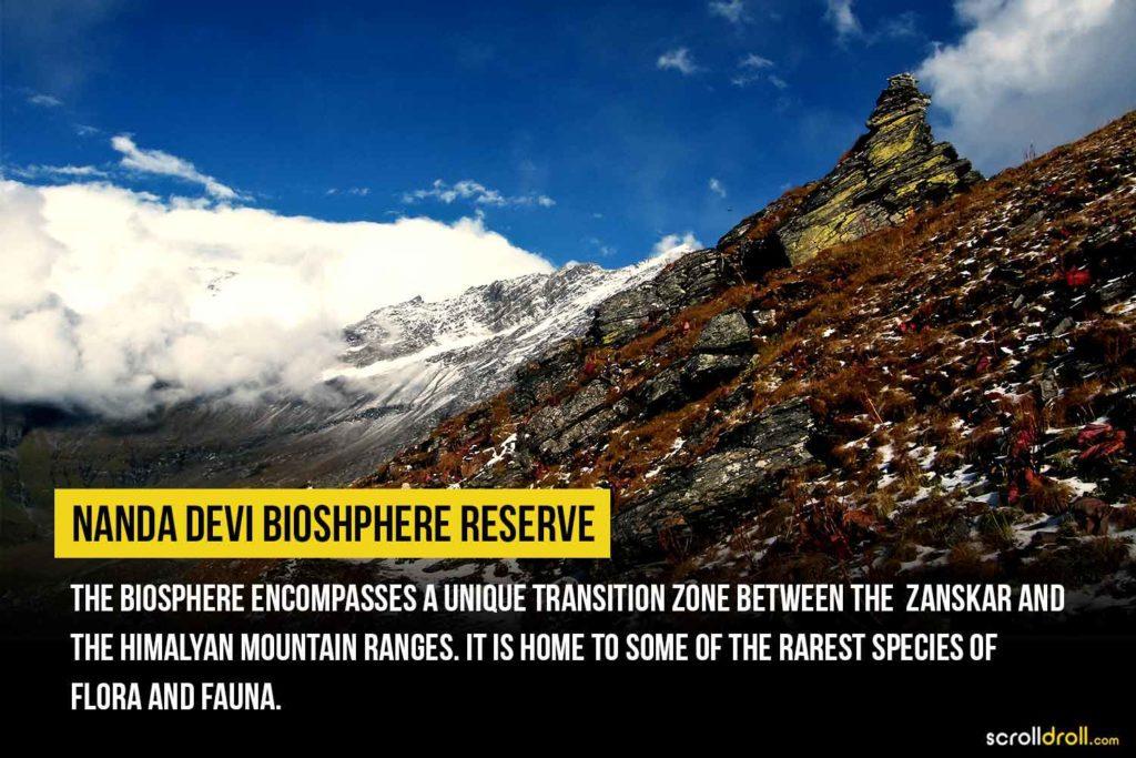 Nanda Devi Biosphere Reserve