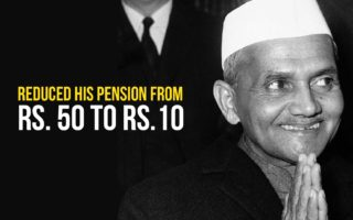 8 Interesting facts about Lal Bahadur Shastri we bet you didn't know