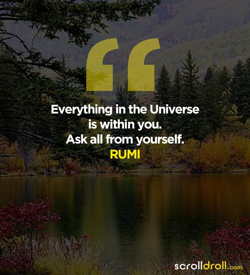 5 Great Rumi Quotes That Will Change Your Life.