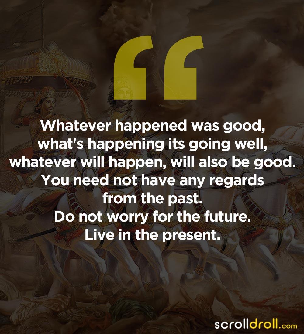 18 Bhagavad Gita Quotes To Understand Life Better
