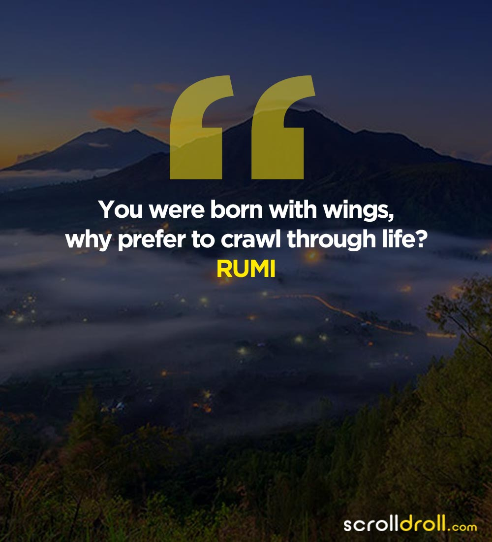 15 Great Rumi Quotes That Will Change Your Life