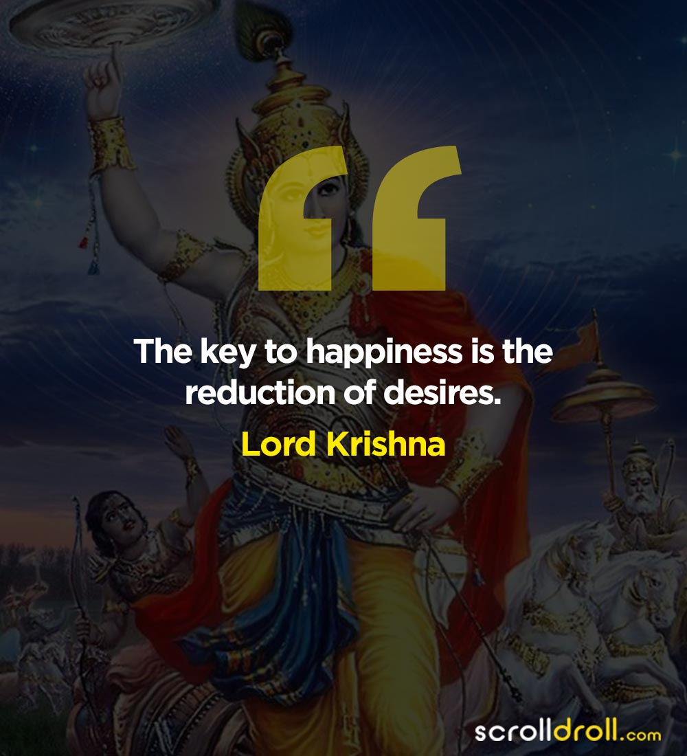 3 Lord Krishna Quotes To Change Your Way Of Life
