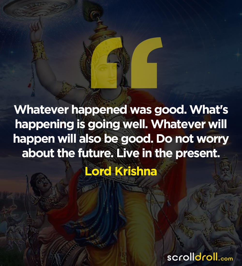 15 Lord Krishna Quotes To Change Your Way Of Life