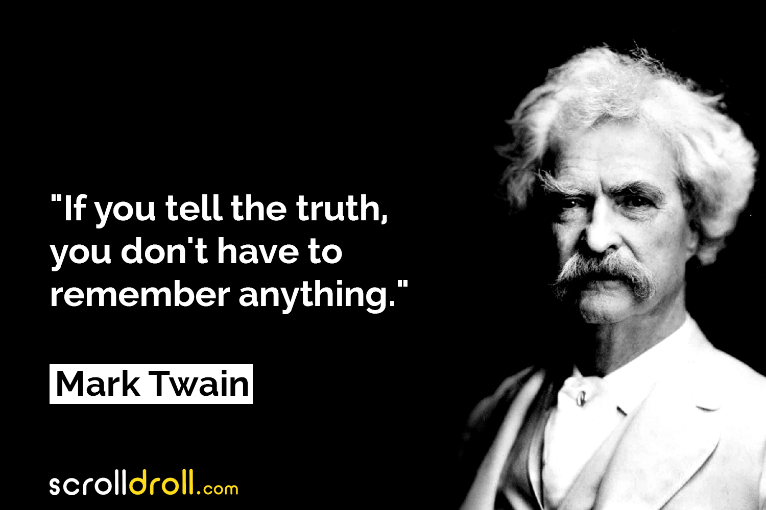 8 Best Mark Twain Quotes Full Of Wit, Inspiration, Humor & Life
