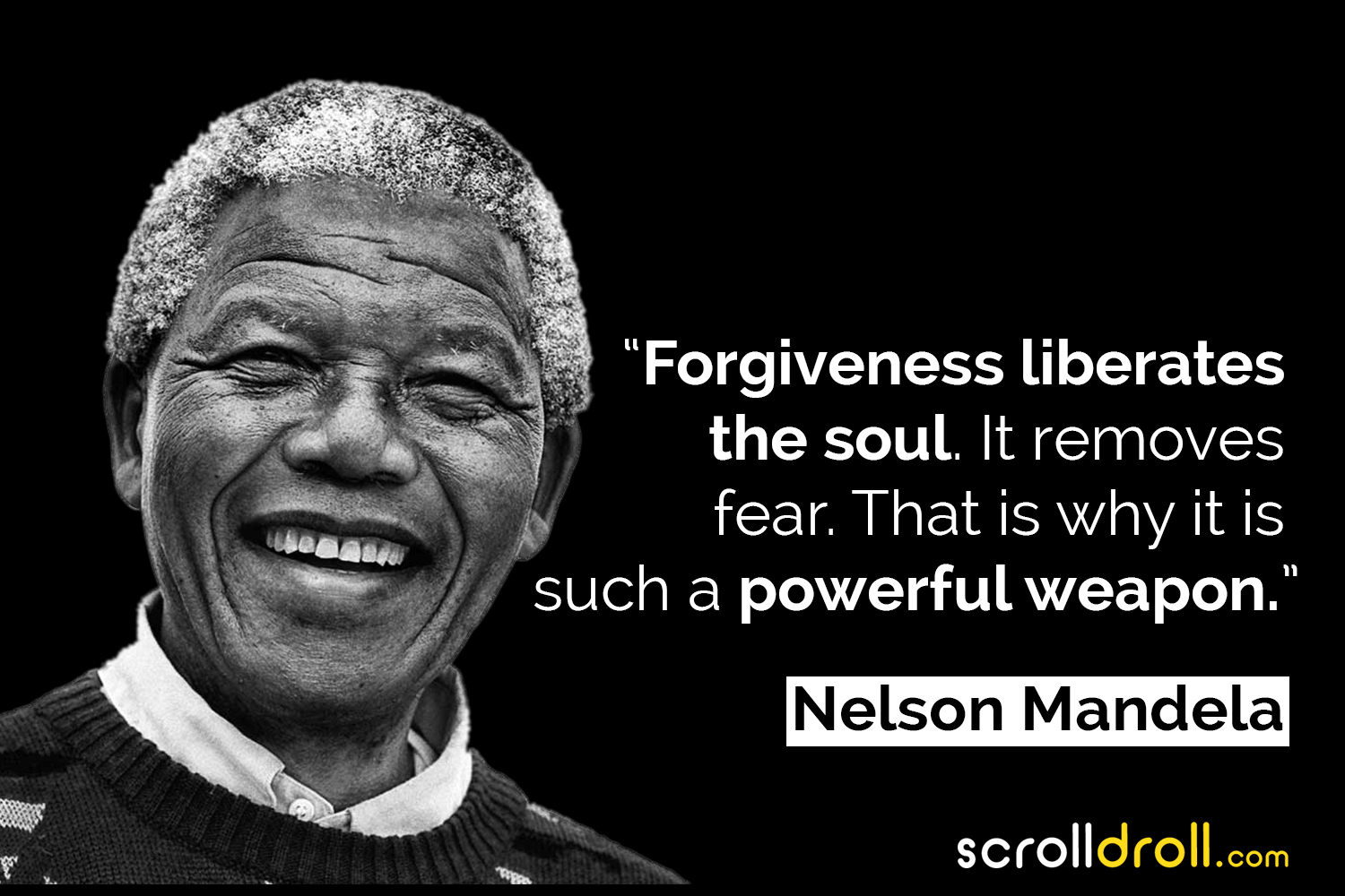 10 Nelson Mandela Quotes On Peace, Leadership, Change & More