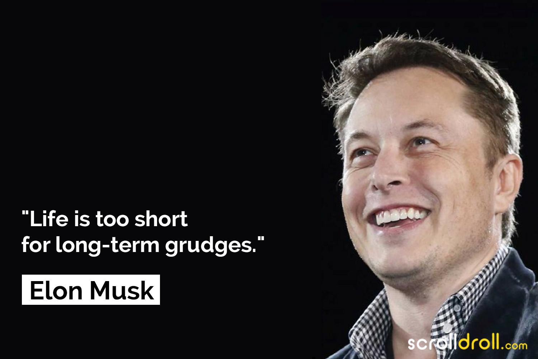 25 Best Elon Musk Quotes On Technology Hard Work Entrepreneurship