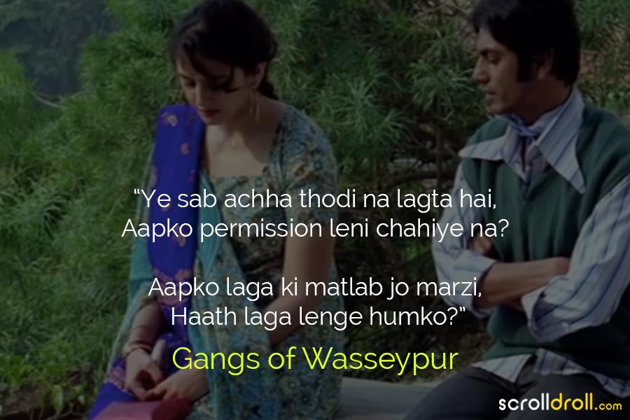 20 Best Gangs Of Wasseypur Dialogues That Make It A Cult Another gunga ginga type beat (anythingtypebeats). scrolldroll