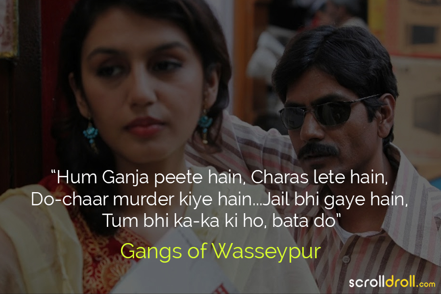 20 Best Gangs Of Wasseypur Dialogues That Make It A Cult Definition of gung ho in the idioms dictionary. scrolldroll