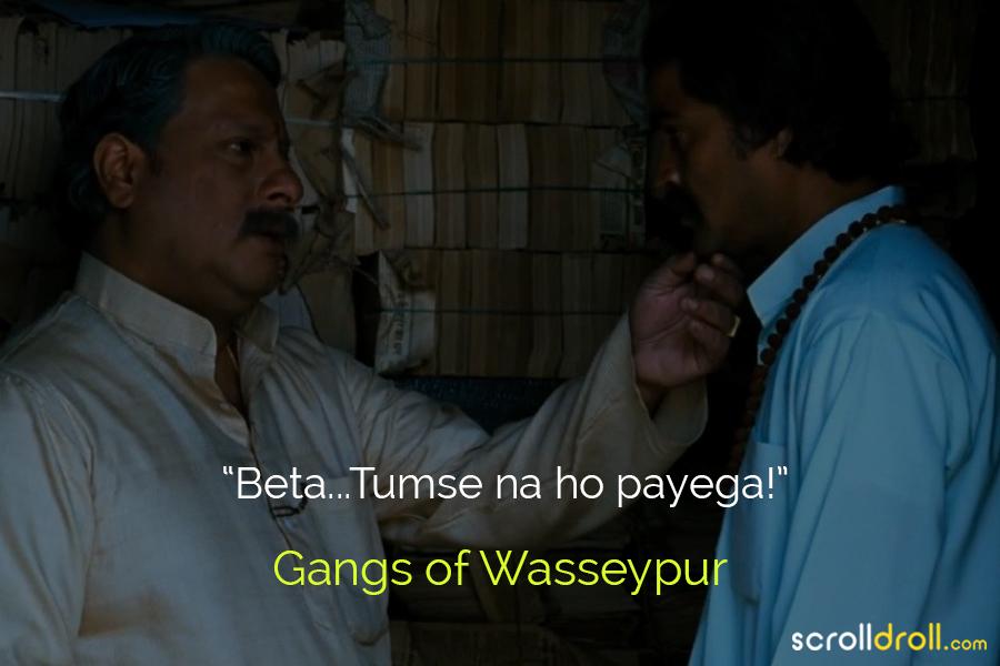 20 Best Gangs Of Wasseypur Dialogues That Make It A Cult Gung ho book report by kendall matthews 25688 views. scrolldroll