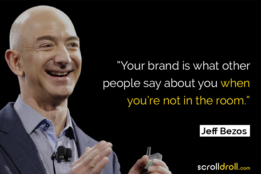 20 Powerful Jeff Bezos Quotes On Business, Customer Experience ...