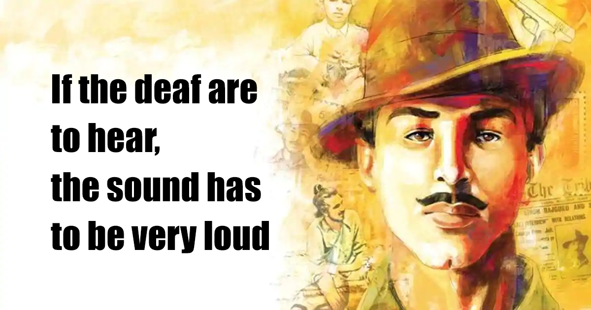 18 Bhagat Singh Quotes On Religion Revolution Freedom Life