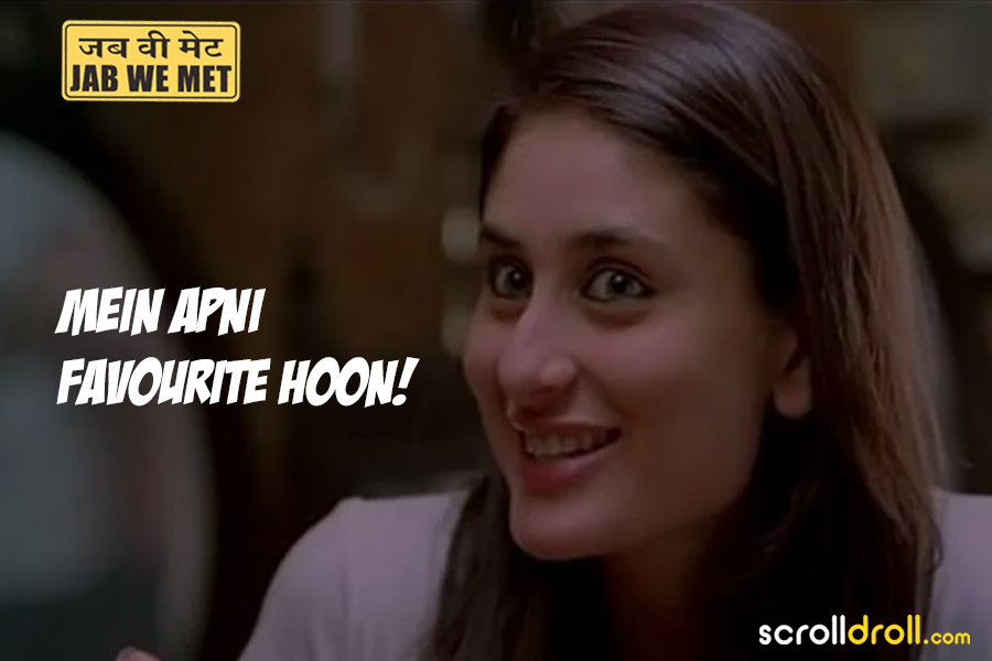 20 Best Dialogues From Jab We Met From Shahid, Kareena & Others