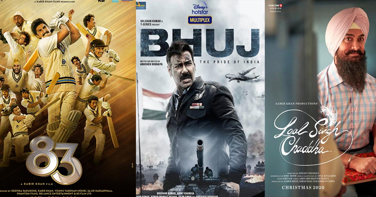 20 Most Awaited Bollywood Movies Releasing in 2021