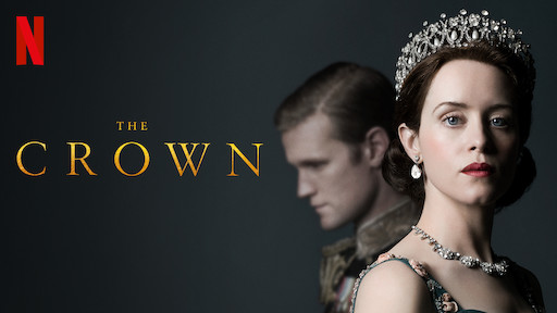 The Crown cover image.