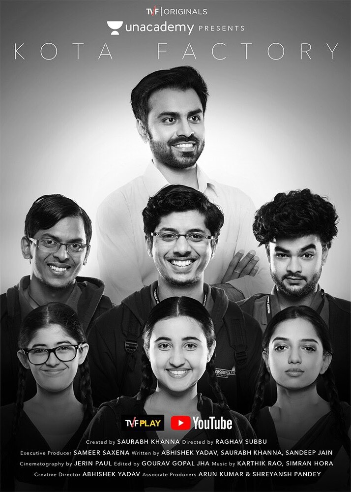 Kota Factory (2019) S02 Hindi Comedy Drama WEB Series    480p, 720p, 1080p